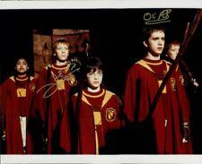 Harry Potter autographed 8x10 Photo COA