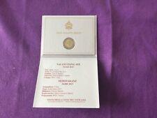Vatican Coffret de 2 € commémoratif Sede Vacante 2013