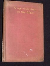 Songs of the Army of the Night and The Mass of Christ - Francis Adams-1910-Rare