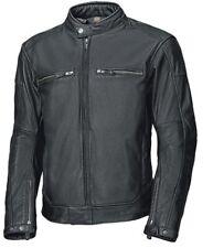 Héroe Summer Ride Urban motocicleta chaqueta de cuero negro tamaño 54