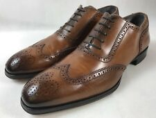 To Boot New York 'Duke' Wingtip Brown Size 10.5 M $450