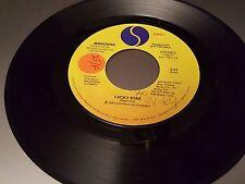 "MADONNA  ""LUCKY STAR"" 1983 RADIO DISC  US 7"""