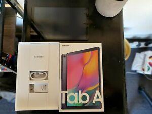 Samsung Galaxy Tab A 32GB, Wi-Fi 10.1in - Black GREAT CONDITION