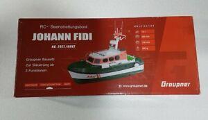 Graupner 2027 100v2 Johann Fidi Daughter Boat Kit Suitable for radio control