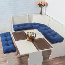 High Rebound Foam Breakfast Kitchen Nook Seat Dining Corner Bench Cushion Set