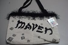 """USA Made Judaica Collection Maven Tote 17.5"""" x 12.5"""" Manual Woodworkers #449Z"""