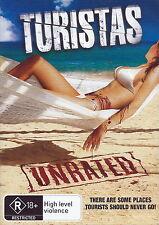 Turistas - Horror / Thriller / Drama - NEW DVD