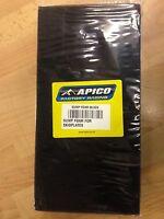 APICO SKID PLATE FOAM MX  ENDURO  TRIALS SUMP GUARD GLIDE PLATE FOAM