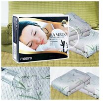 Cover King Size Waterproof Mattress Bamboo Hypoallergenic Deep Pocket Protector