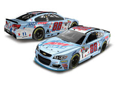 PRE-ORDER DALE EARNHARDT JR. 2017 MOUNTAIN DEW U.S.A 1:24 DIECAST - cAuTiOn