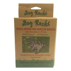 DOG ROCKS 100g - Water Feed Bowl Igneous Rock Stop Pet Urine Grass Burn Stone