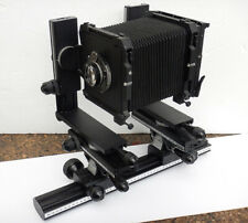 "Inka 4x5"" Sinar + 180mm f4.5 + Accessories -Viewer Extensions Bellows F Polaroid"
