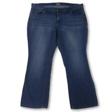 Old Navy The Flirt Womens Plus Size Jeans Size 20 Boot Cut Soft Stretch