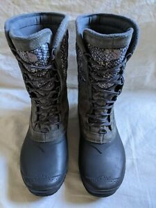 The North Face Women's Thermoball Utility Mid Grey, SZ 8.5 B US NF0A2T5DNSM0-095