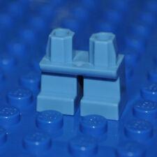 LEGO PARTS - 1X MEDIUM BLUE CHILD MINIFIGURE LEG/SHORT MINI FIGURE/BOY/GIRL