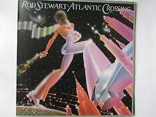 """ROD STEWART """"ATLANTIC CROSSING"""" 1975 WARNER BROS. VINYL LP, V.G.C."""