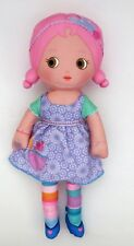 "Zapf Creation Stuffed Cloth Musical 15"" Doll Mooshka Video"