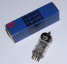 Mullard ECC81 Válvula de logotipo Modernos/Tubo Nuevo Viejo Stock VF3 B3A4 (V28)