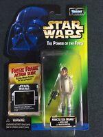 Star Wars Power of The Force POTF2 Princess Leia Organa Hoth Gear Figure 1998