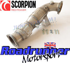 "SCORPION 3"" SPORTS CAT TURBO il tubo verticale di scarico Ford Fiesta ST180 ST200 SFDX073"
