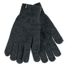 Brixton Butcher Gloves Charcoal Heather 100% Acrylic New NWT OSFM