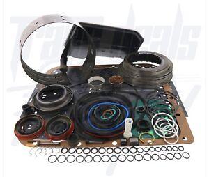 Fits GM Chevy 4L60E Transmission Less Steel Overhaul Rebuild Kit 1993-96 Level 2