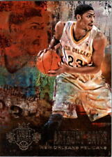 2013-14 Court Kings New Orleans Pelicans Basketball Card #93 Anthony Davis