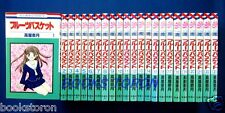 Fruits Basket 1-23 Complete set  Natsuki Takaya /Japanese Manga Book   Japan