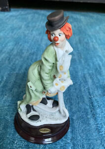 Giuseppe Armani Clown Charlie - Rare