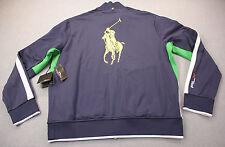 Ralph Lauren RLX Logo Mens US OPEN Big Pony Wicking Jacket NWT XL $198