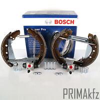 BOSCH 0204114556 KIT Super Pro Bremsbackensatz mit Radbremszylinder Vormontiert