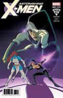 ASTONISHING X-MEN #1 VATINE FRIED PIE VARIANT MARVEL LEGACY COMICS ROGUE