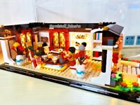 Acrylic display case for Lego Chinese New Year's Eve Dinner 80101(Sydney stock)