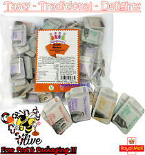 1 - 500 BANK NOTES CHOCOLATE COINS PARTY BAG FILLER GREAT BRITIAN POUNDS £