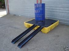 Universal Adjust  Spill Containment Bund Pallet Ramp