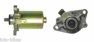 Starter Motor for Honda NB50 1985 - 1988