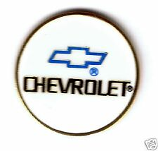 Automotive collectibles - Chevrolet tac style logo pin