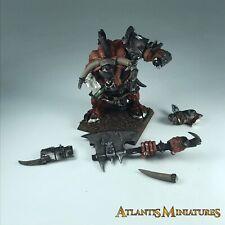 Metal Doombull Beastmen - Warhammer Age of Sigmar C128