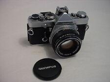 OLYMPUS OM-1 Camera w/ F.ZUIKO Auto-S 1:1.8 f=50mm lens