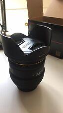 Sigma 24-70mm f2.8 EX DG NIKON ajuste IF (por favor, lea la descripción antes de hacer una oferta!)