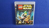*ps3 LEGO STAR WARS The Complete Saga (NI) Action Adventure REGION FREE PAL UK