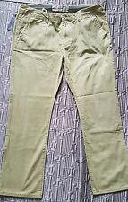 Buffalo Six-X Flat Front Slim Straight Pants BM14544 Size 40W - 32L