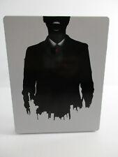 American Psycho Zavvi Steelbook Oop Uk Release Region B Blu-Ray