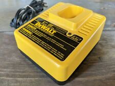 Dewalt DW9106 Battery Charger XR Pack One Hour Charge 7.2 to 14.4v Yellow Nice