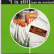 Acda en de Munnik-T Is Stil cd single