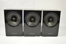 Set Of 3 Samsung Surround Sound Speakers PS-ES 3-1 Front Right and Front Left