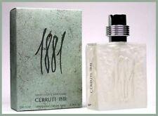 Cerruti 1881 Pour Homme Eau de Toilette Spray 100 ml (OVP) NEU