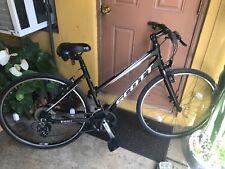 Women's Scott Atacama Sport x70 Bicycle Black 21 Speed Hybrid BRAND NEW