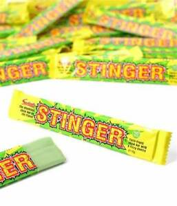 Stinger Chew Bars retro sweets party bag wedding hen do children's gift bags