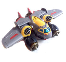 Large Chunky Playskool TRANSFORMERS Jet Fighter - IDEAL FOR YOUNGER KIDS